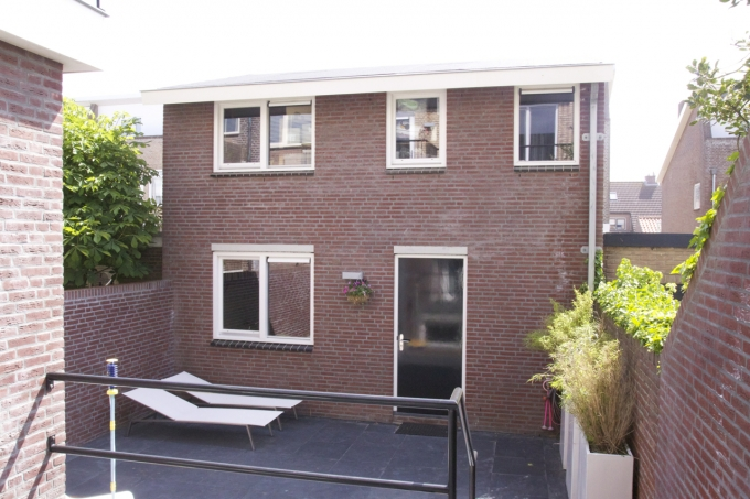 Verbouwing particuliere woning